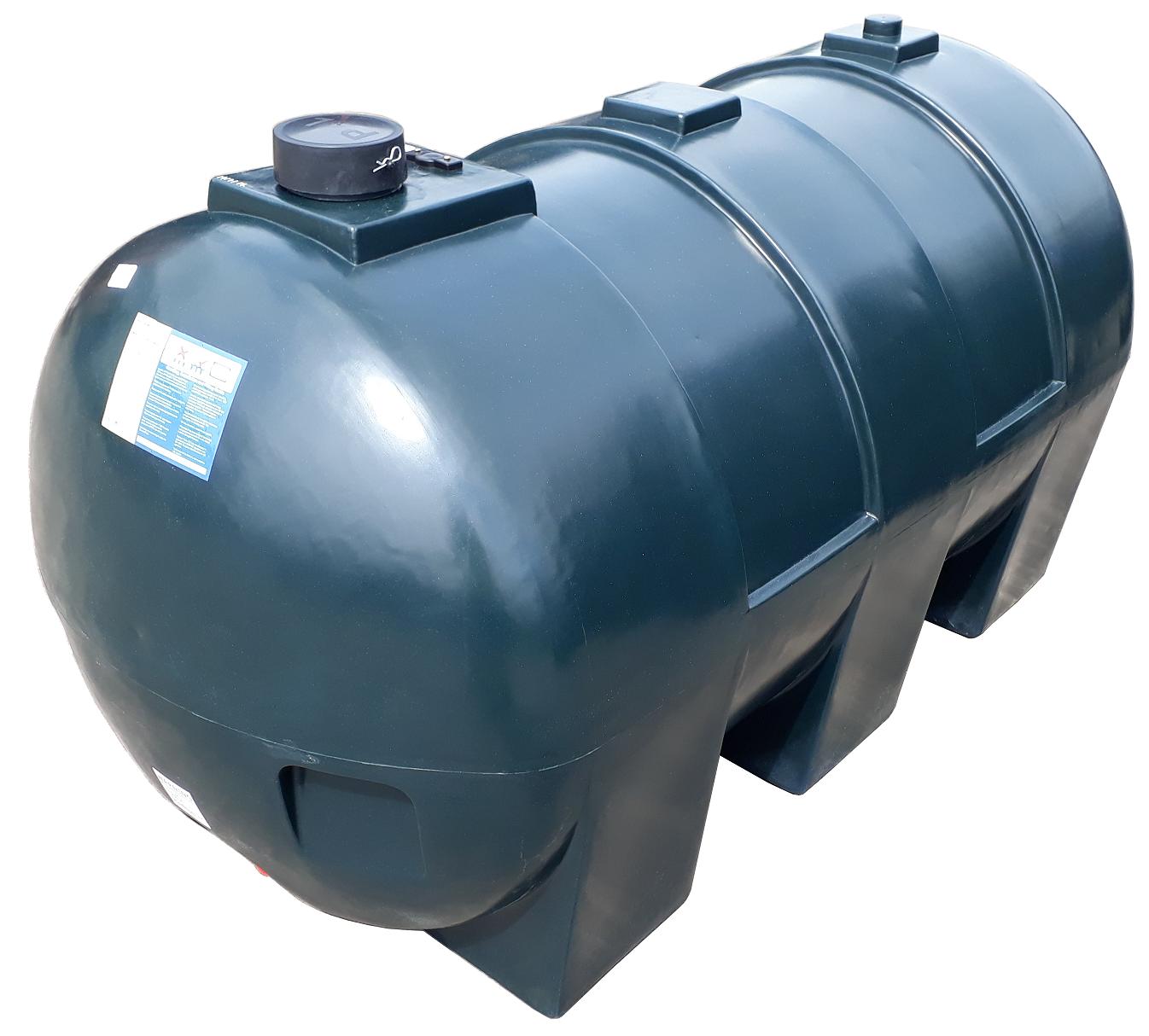 1100 Litre Horizontal Oil Tank Image
