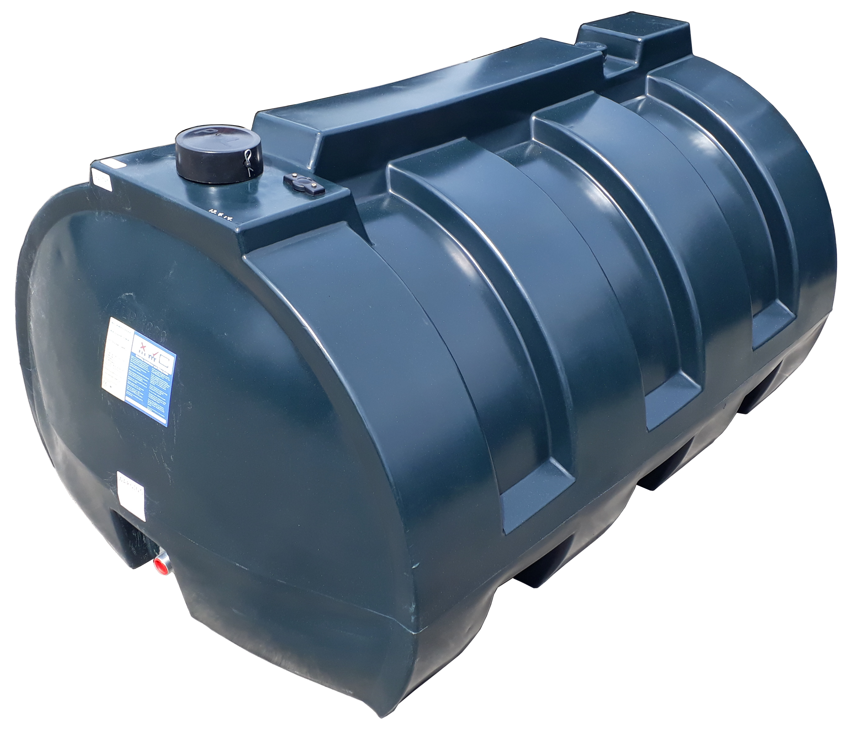 1230 Litre Low Profile Oil Tank Image