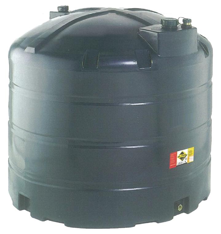 5000 Litre Vertical Oil Tank Image
